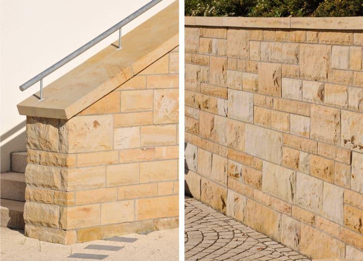 Abdeckplatten-Sandstein-luxor