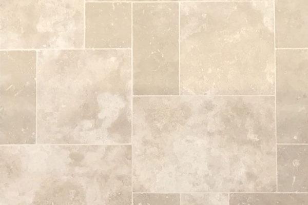 Naturstein Bodenplatten Romischer Verband Troja Aussenbereich