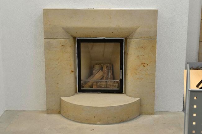 Kaminverkleidung Sandstein