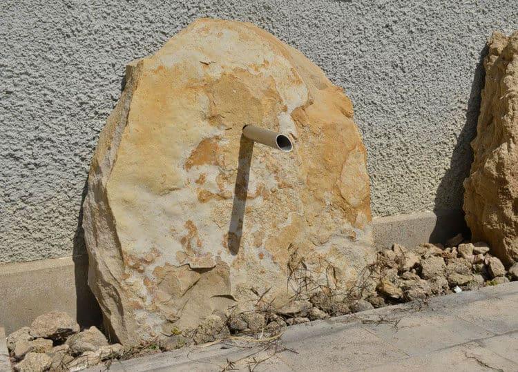 Wandbrunnen-Sandstein-Luxor-2