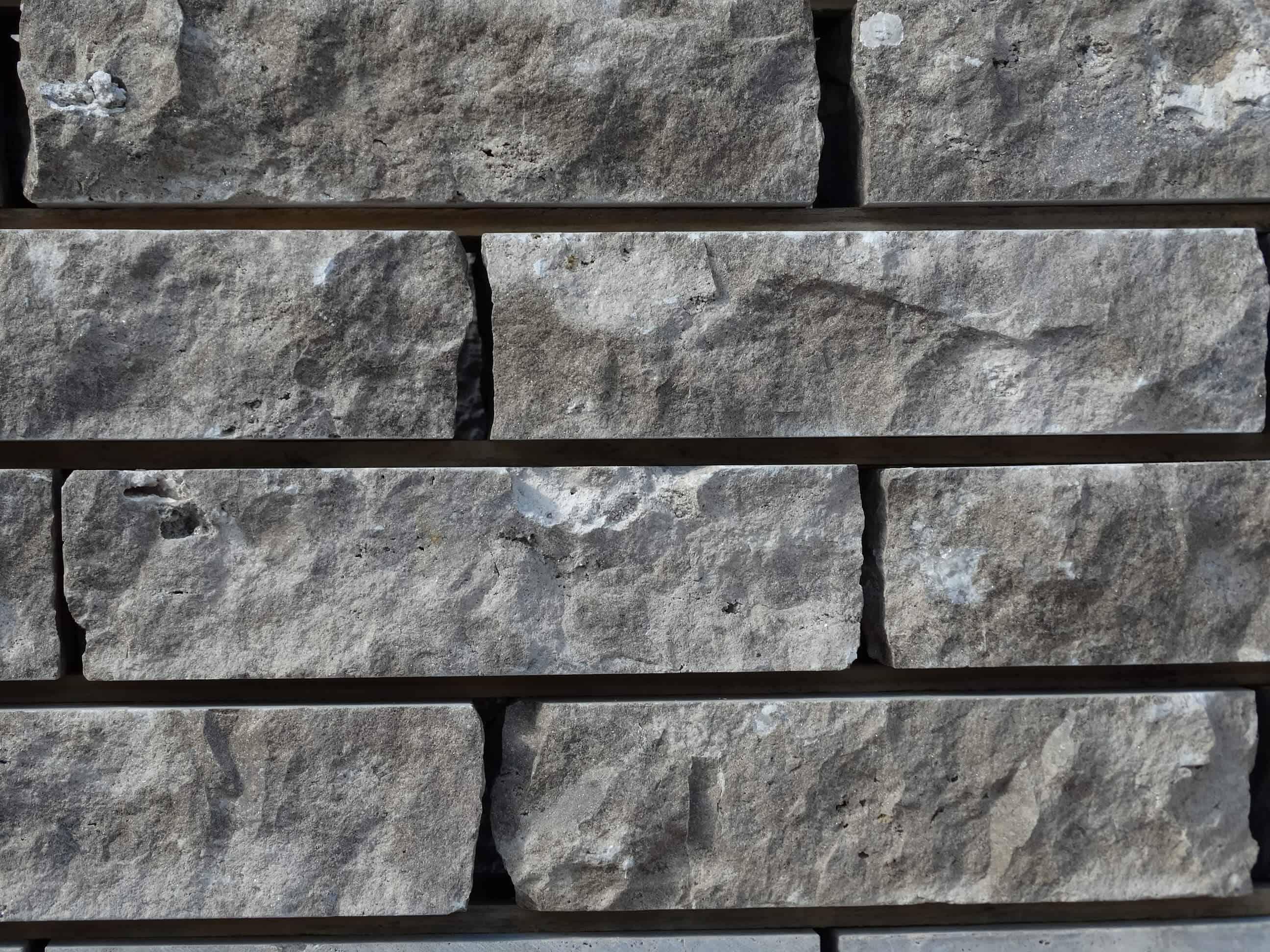 Mauersteine Augustus Dolomit