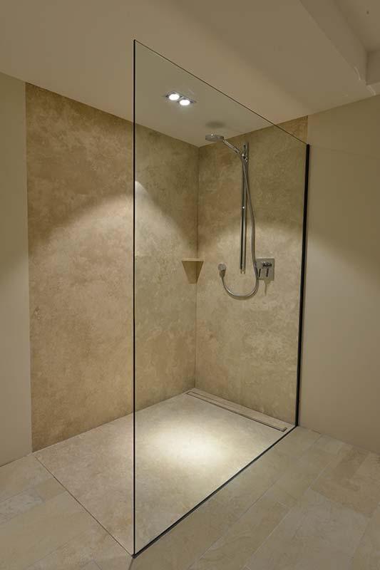 Natursteinwand Innen wandverkleidung naturstein innen - 20 ideen: küche, bad & wohnzimmer
