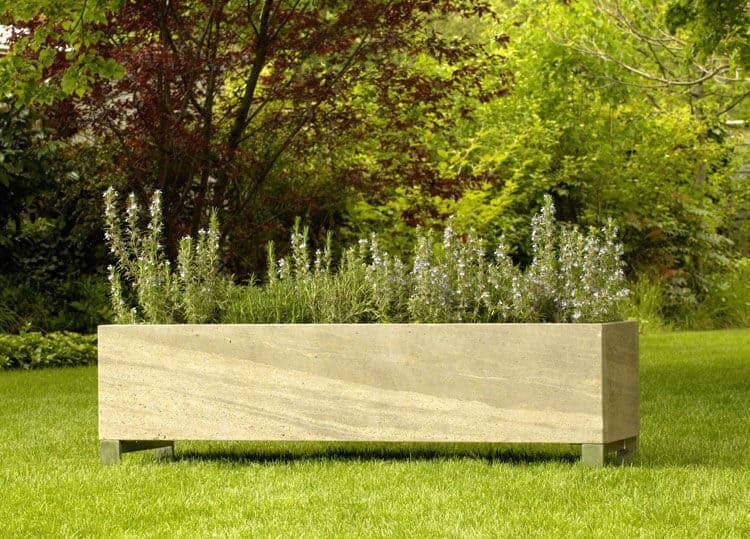 Steinbank & Gartentisch mit Steinplatte - jetzt Top ...
