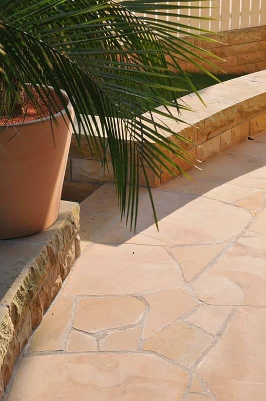 Polygonalplatten-aus-Sandstein-Luxor