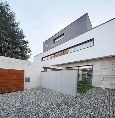 Fabulous Einfahrt gestalten & pflastern | Kosten pro m², 20 Ideen & Beispiele AY81