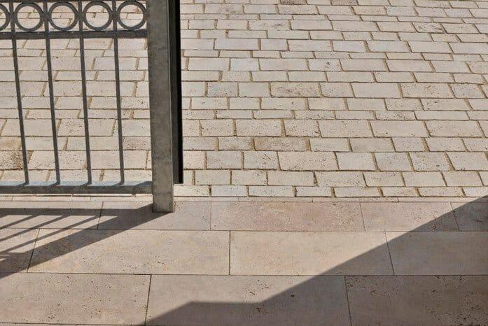 2. Treffurt-Pflaster und Bodenplatten