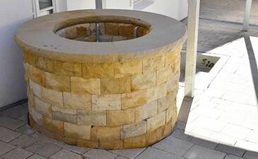 Gartenbrunnen naturstein selber bauen anleitung moderne ideen - Gartenbrunnen selber bauen anleitung ...
