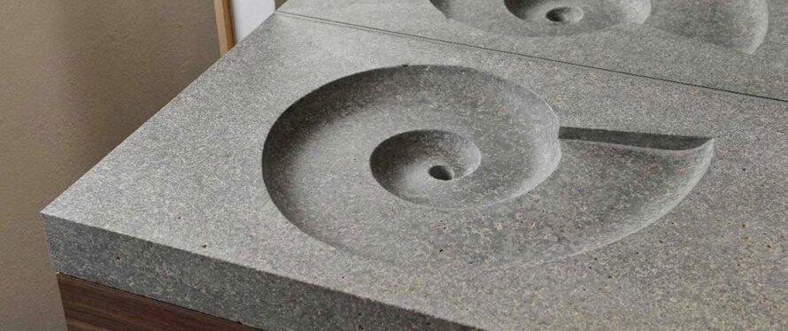 Waschtischplatte Naturstein
