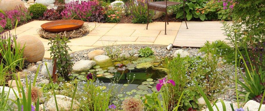 Gartengestaltung Kleiner Garten
