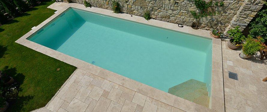 Mediterrane Gestaltung der Dachterrasse