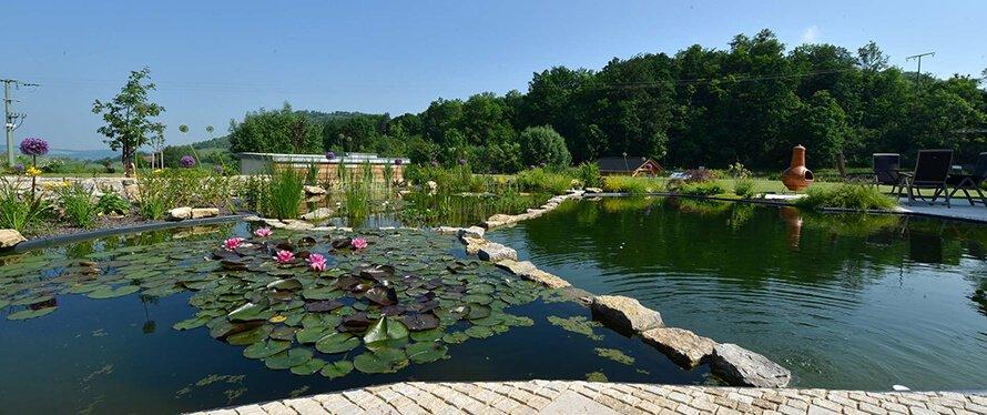 Gartengestaltung mit Palisaden