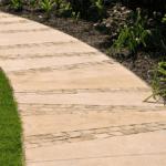 Bekannt Gartenweg günstig anlegen & pflastern (ohne Randsteine, auf Kies) GM77