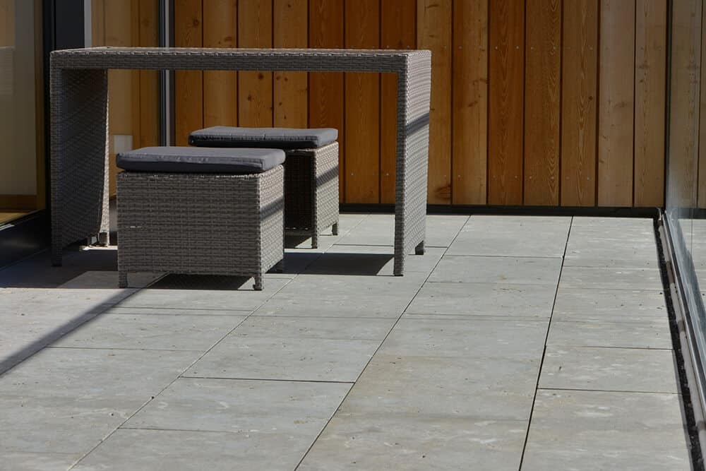Terrassenplatten Dolomit