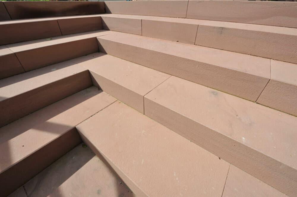 Sandsteinplatten (2)