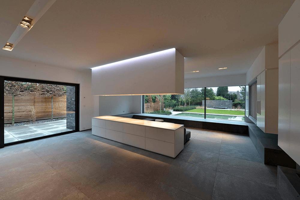 Steinboden für Innen (Küche & Co.) - 20 kreative Ideen + ...