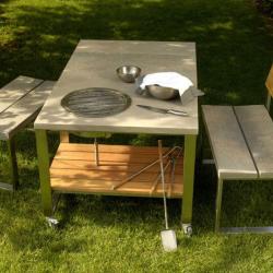 Steinbank Gartentisch Mit Steinplatte Jetzt Top Gartenmobel Kaufen